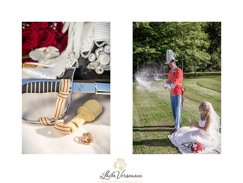 Som bryllupsfotograf skal detaljerne fanges