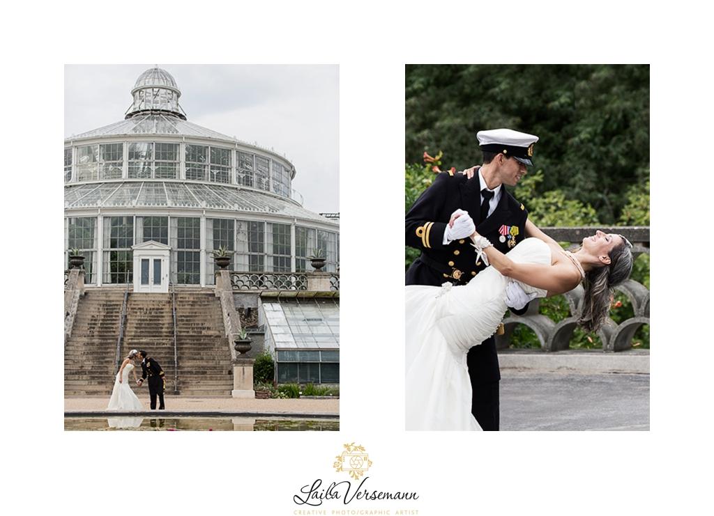 Bryllupsfotograf med sans for nær og fjern