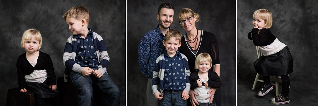 familie fotosession