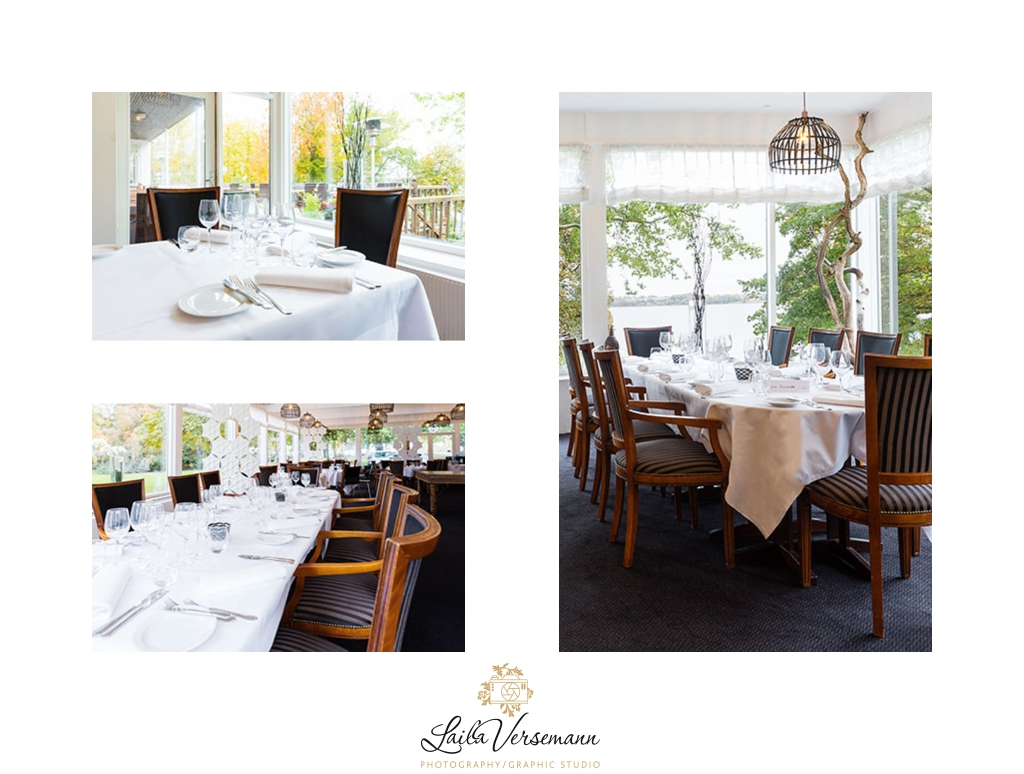Hotel Strandparken restaurant