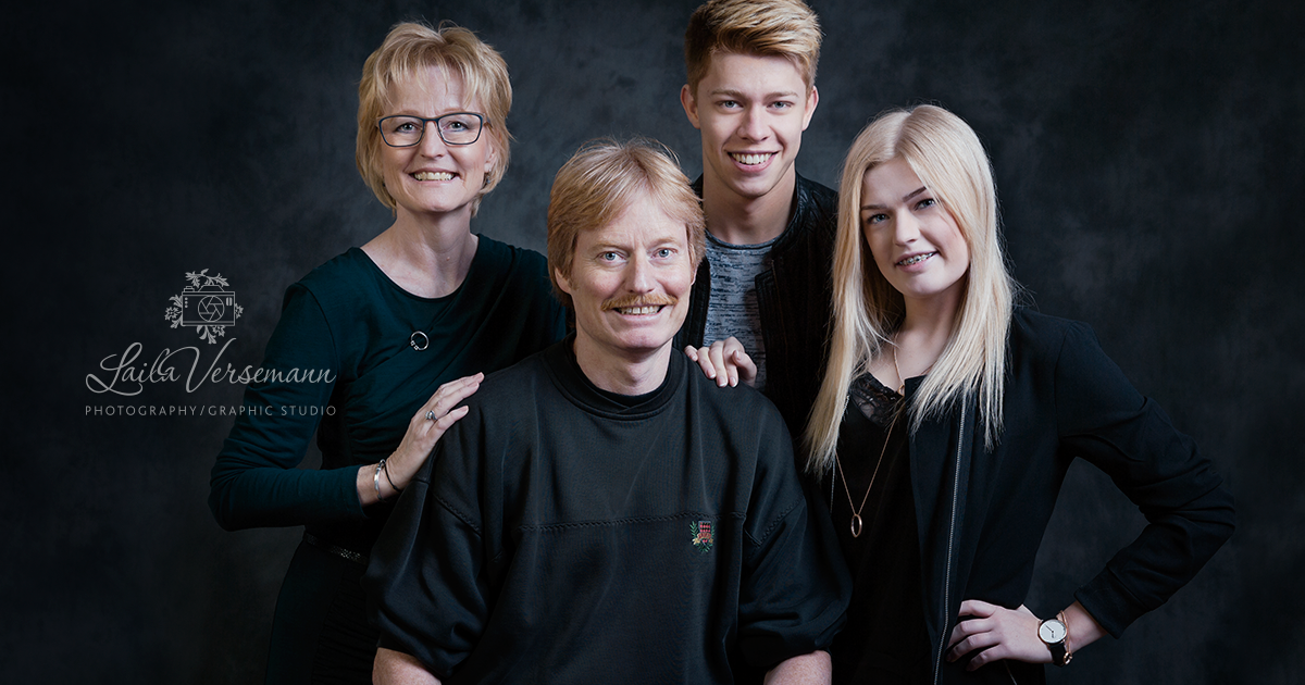 Familie fotosessions