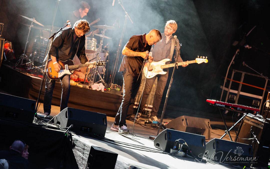 The Sandmen koncert 2015 til Rockbæk i Holbæk